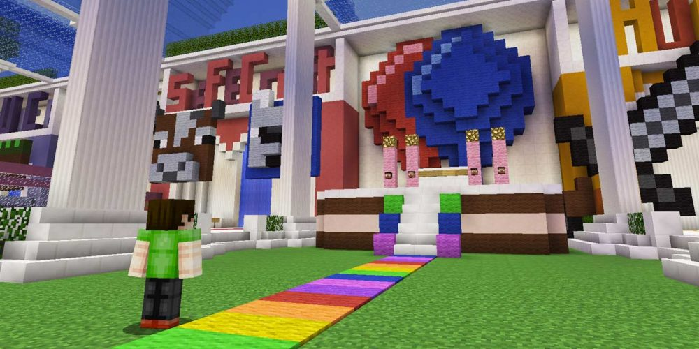 All about Minecraft servers